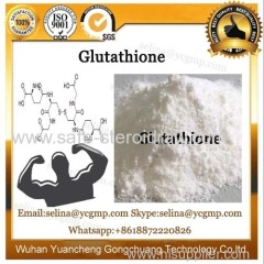Skin Care Pharmaceutical Raw White Powder Glutathione