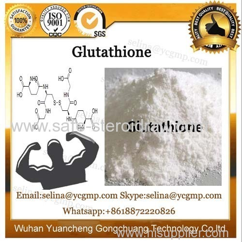 Skin Care Pharmaceutical Raw White Powder Glutathione