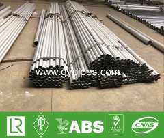 ASTM A312 Standard Welded Stainless Steel Pipe