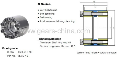 TS16949 tapered roller bearing 30210 with high quality