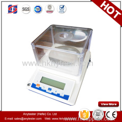 Lab Electronic Fabric Weight Balance