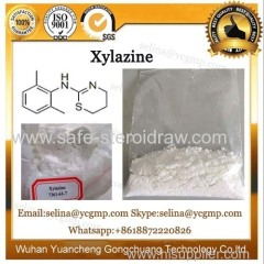 Xylazine Pain killer Veterinary Raw Powder Xylazine