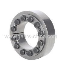 Keyless Locking Assembly in Steel Stainless Steel with Tumbling