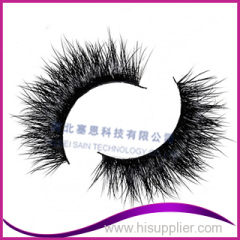 3D Luxurious Siberian Mink Fur Eyelashes