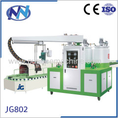 polyurethane injection molding machine for shoe sole