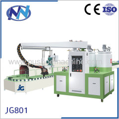 60 station pu safety shoe production line