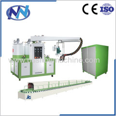 pu shoe injection moulding machinery