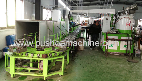 wenzhou new shoe making factory