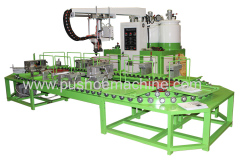 used slippers making machine for sale