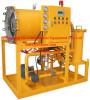Coalescence-separation fuel diesel oil purifier oil filtration oil purification oil recycling