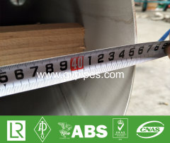 ASTM A358 TP316L Stainless Steel Pipe