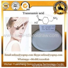 Skin Lightening White Powder CAS 701-54-2 Tranexamic Acid