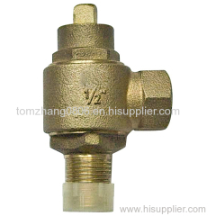 Gunmetal ferrule valve