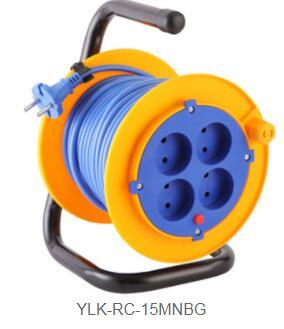 European style smart retractable cable reel