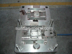 Cast aluminum molds Custom made