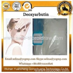 High Purity Deoxyarbutin Deoxy Arbutin CAS 53936-56-4 For Skin Whitening