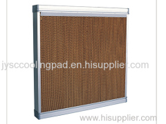 sc wet curtain cooling system cooling pad for energy-saving and environ-mentally