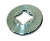 brake rotors made in china