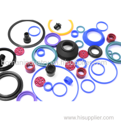 Viton Rubber Custom Parts
