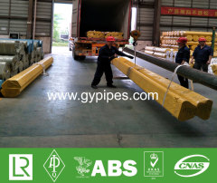 High Temperature Stainless Steel Pipe