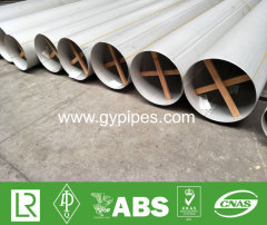 ASTM A312 TP347 Stainless Steel Welded Pipe