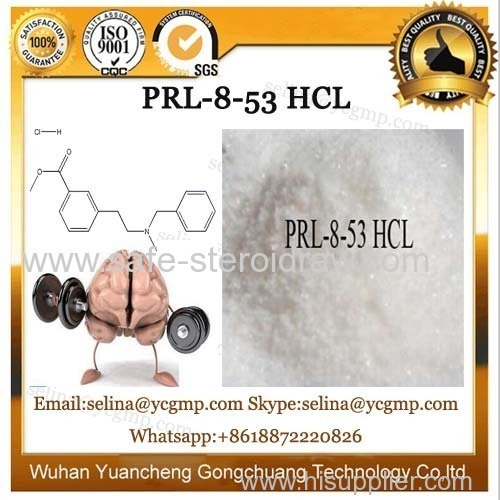 Short Term Memory Supplements Pharmaceutical Raw Powder Prl-8-53 HCl