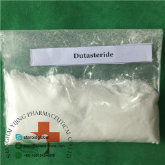 Manufacture Offer Steroid Anabolic Dutasteride Powder for Male Enhancement