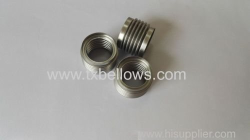 stainless steel bellows for coupling