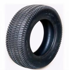 armour 10.5/80-18 6ply M-9 lawn turf tires