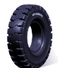 7.00-12 forklift solid tire used for counterbalanced lift truck or other industrial vehicles