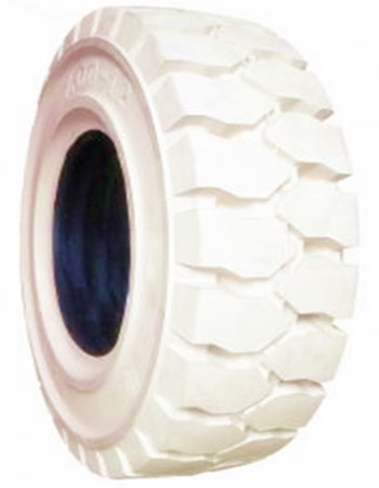 forklift Non-marking solid tires high quality