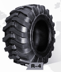 Agricultural backhoe Tyres R-4 Seiries16.9x24 TL tubeless tires