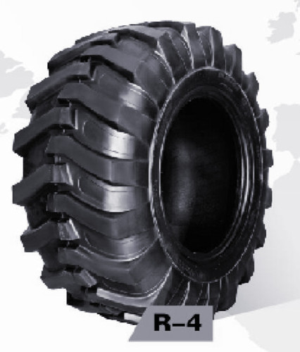 Agricultural Tires R-4 Pattern 19.5-24 TL backhoe tires