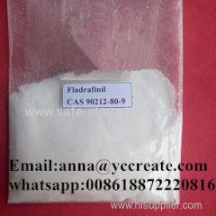 Nootropic Drug Raw Fladrafinil Powder 90212-80-9 for Increasing Strength