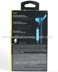 New SkullCandy Women's XTfree Lightweight Sports Bluetooth Performance Wireless Earbuds Navy Blue
