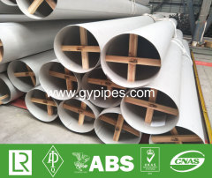 ASTM A312 TIG Welded Stainless Steel Pipe