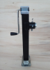 7000LBS Capacity side-wind squre-tube pipe-mount trailer jack