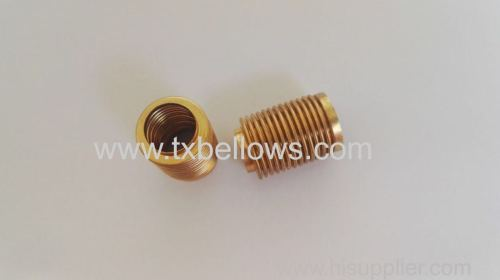 phosphor bronze bellows for pressure