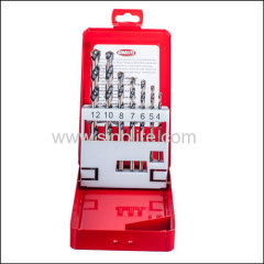 7Pcs Multi-Purpose Drill Bits Set Metric Size: 4-5-6-7-8-10-12mm