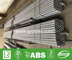 Schedule 40 Stainless Steel Tube