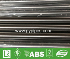 Stainless Steel Welded Precision Tubes