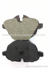Brake pad for BMW auto car.ceramic brake lining