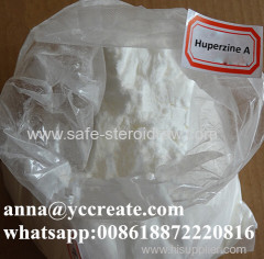 Pharmaceutical Nootropic Huperzine A CAS:120786-18-7 for the obstacle of memory
