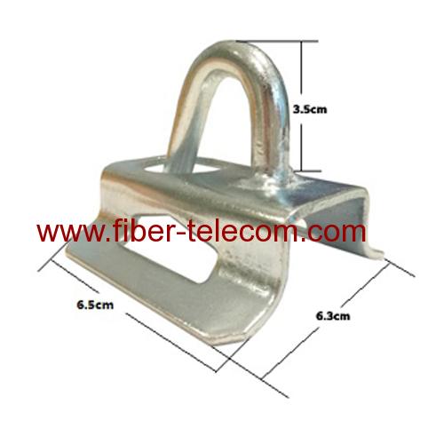 Outdoor FTTH Pole Install Hooks