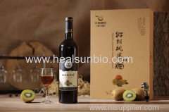 free sample alcohol beverage fruit wine 2*750ml 12%vol