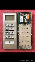 Elevator keypad for Schindler elevator