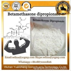 Anti-inflammatory Glucocorticoid Steroid Powder Betamethasone Dipropionate