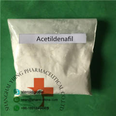 Manufacture Offer Effecvtive Hot Steroid Powder Acetildenafil with Discreet Package