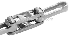 X348/X458/X678 Drop forging chain and trolley