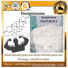 99% Purity Progestogen Steroid Powder Drospirenone